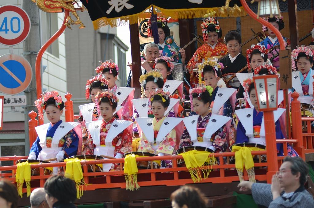 日高火防祭2014 - 胆江日日 ...